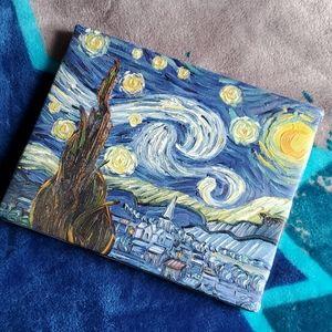 Van Gough Starry Night Canvas
